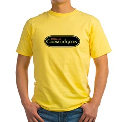 Official Curmudgeon T