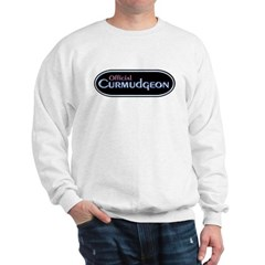 Official Curmudgeon Sweatshirt
