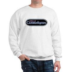 Official Curmudgeon Sweatshirt