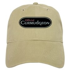 Official Curmudgeon Baseball Cap