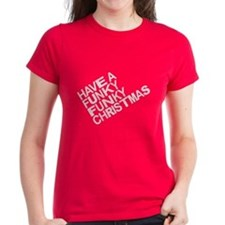 Have a Funky Funky Christmas Tee