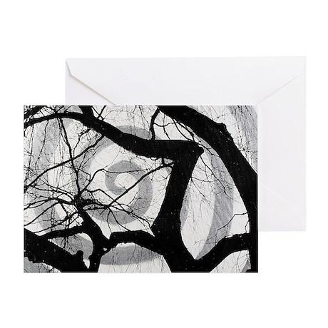 Treeman Greeting Card