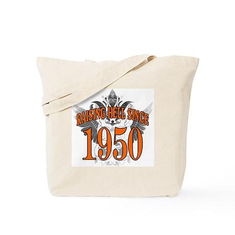 1950 Tote Bag