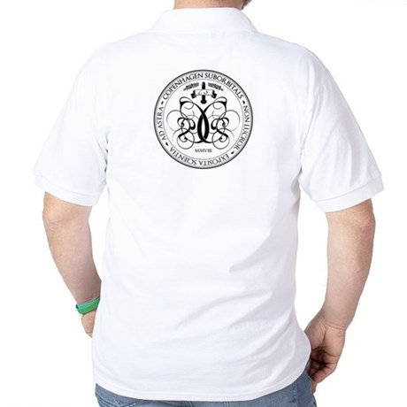 Logo_name01 Golf Shirt