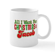 Christmas Jacob Mug