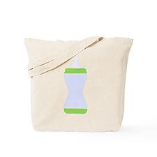 Baby Bottle Tote Bag