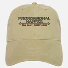 Professional Napper Baseball Baseball Cap