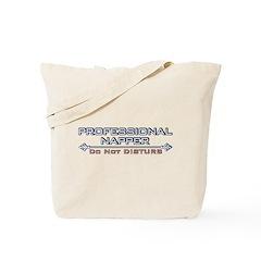 Professional Napper Tote Bag