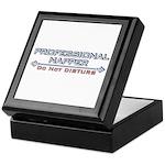 Professional Napper Keepsake Box