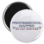 Professional Napper Magnet