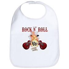Rock n' Roll 4 Ever Bib