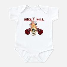 Rock n' Roll 4 Ever Infant Bodysuit