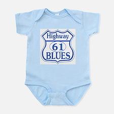 Highway 61 Blues Infant Creeper
