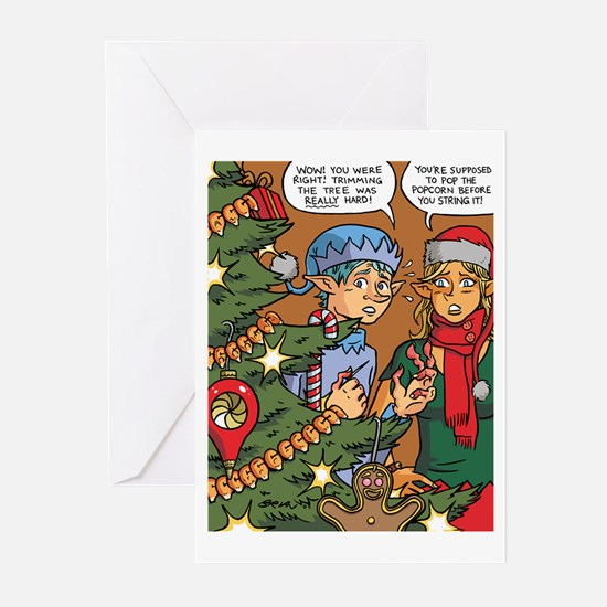 Funny Holiday Greeting Cards (Pk of 10)