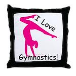 Gymnastics Pillow - Love