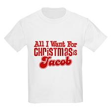 Christmas Jacob T-Shirt