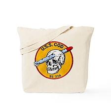 USS COD Tote Bag