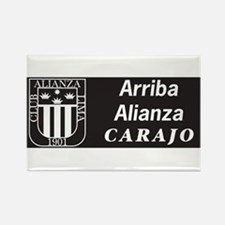 Alianza Lima Rectangle Magnet