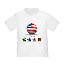 USA vs The World T