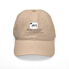 Akita Woo Woo Baseball Cap