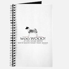 Akita Woo Woo Journal