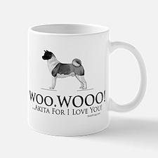 oddFrogg Akita Love Mug