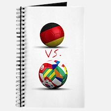 Germany Vs The World Journal