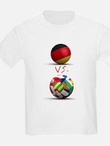 Germany Vs The World T-Shirt