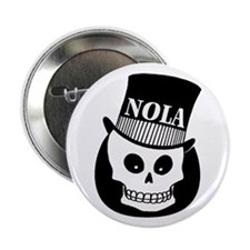 "NOLa Sign 2.25"" Button (10 pack)"