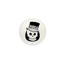 NOLa Sign Mini Button (10 pack)