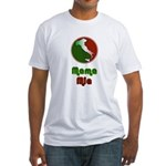 Mama Mia Fitted T-Shirt