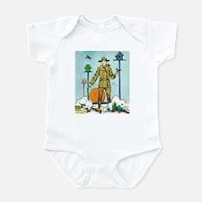 Vintage Military Infant Bodysuit