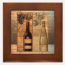 Funny Italian kitchen Framed Tile