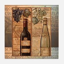 Cute Tuscan Tile Coaster