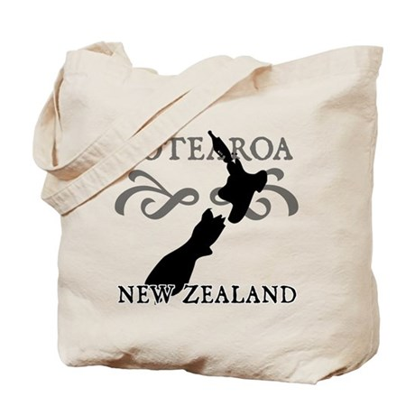 Aotearoa New Zealand Tote Bag