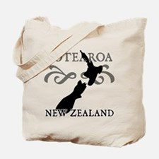 Aotearoa New Zealand Tote Bag