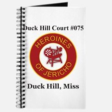 Duck Hill Court #075 Journal