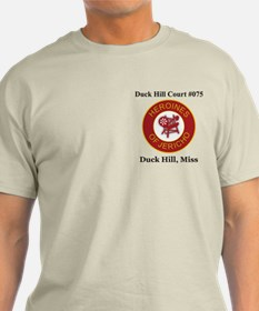 Duck Hill Court #075 T-Shirt