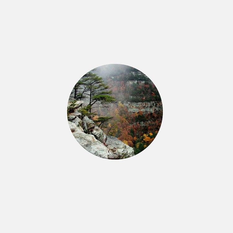 Cloudland Bliss Mini Button
