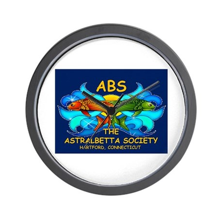 ABS Logo Wall Clock