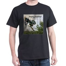 """Jumping Rainbows"" T-Shirt"