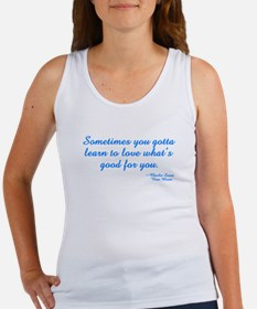 Good For You Women's Tank Top