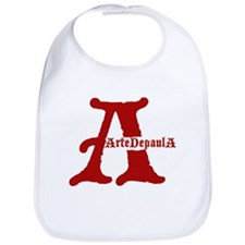 A Artedepaula Logo Bib
