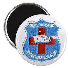 "USS REPOSE 2.25"" Magnet (10 pack)"