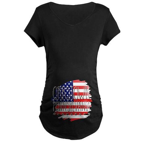 Karen Sperling's L.A. Streets Maternity T-Shirt