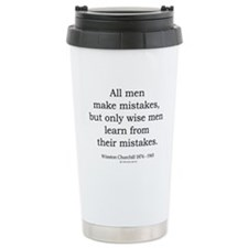 Winston Churchill 22 Travel Mug