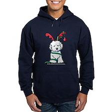 Christmas Havanese Hoodie