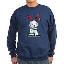 Christmas Havanese Sweatshirt