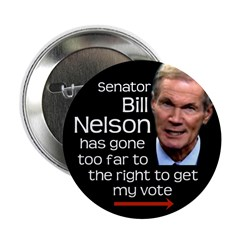 Bill Nelson Is Too Far To The Right button