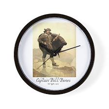 Bill Bones Wall Clock